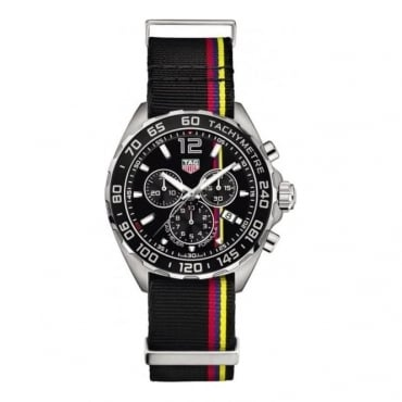 Tag Heuer Men's Formula 1 James Hunt Limited Edition Watch