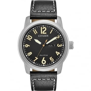 Citizen Mens Military Strap Watch - BM8471-01E