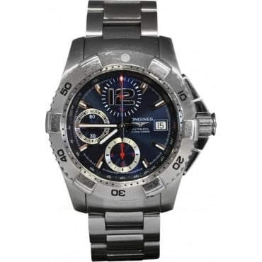 Men's Stainless Steel HydroConquest Watch