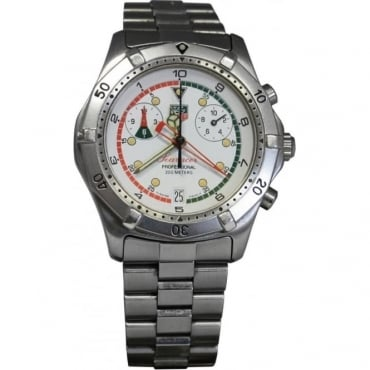 Men's Stainless Steel Searacer Watch