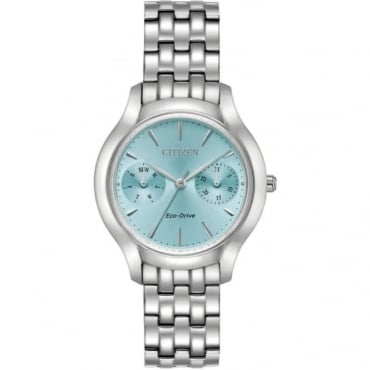 Citizen Ladies Chandler Eco-Drive Watch - FD4010-57L