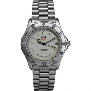Men's Stainless Steel 2000 Series Watch