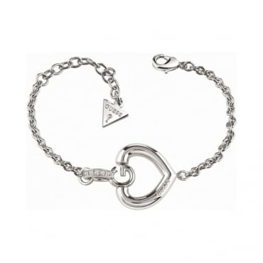 Guess Jewellery Giselle Heart Bracelet