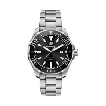 Tag Heuer Men's Stainless Steel Aquaracer Watch WAY101A.BA0746