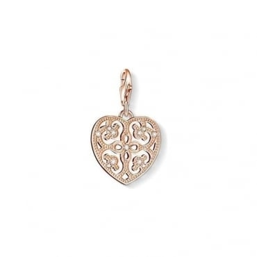 Thomas Sabo Charm Club Ornament Heart