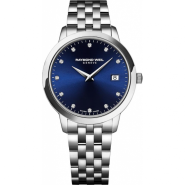 Raymond Weil Ladies Toccata Watch 5388-ST-50081