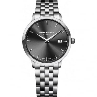 Raymond Weil Gents Toccata Watch 5488-ST-60001