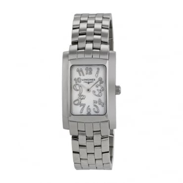 Ladies Stainless Steel DolceVita Diamond Indexes