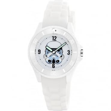 White Storm Trooper Watch