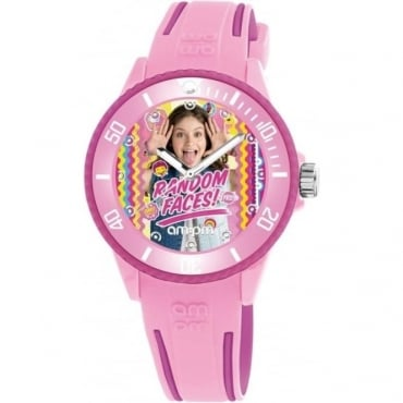 Disney 'Random Faces' Watch DP187-U466