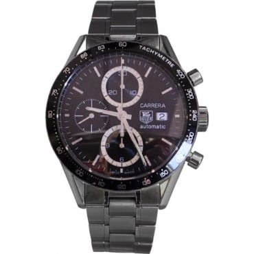 Men's Stainless Steel Carrera Watch