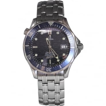 Pre-Owned Omega Men's Limited Edition 40th Anniversary Seamaster Watch