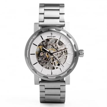 Kolt White/Silver Watch WA02-005536