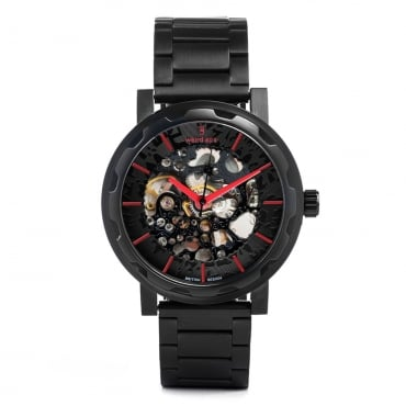 Kolt Black Red Metal Watch WA02-005505