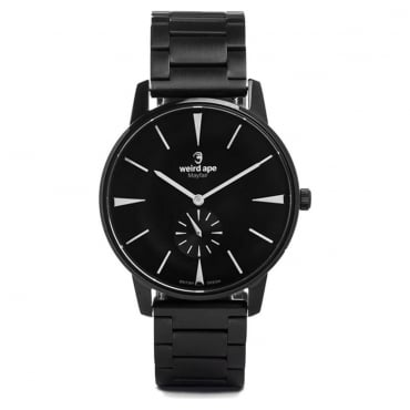 Mayfair All Black Metal Watch WA02-005622