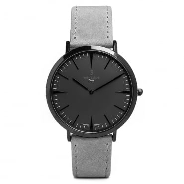 Duke All Black Slate Grey Watch WA02-005403