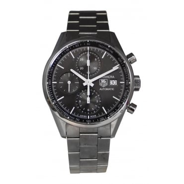 Men's Stainless Steel Carrera Watch.