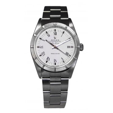 Men's Stainless Steel Airking Watch