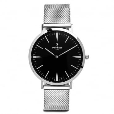 Duke Silver Mesh Watch WA02-005424