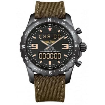 Special Edition Chronospace Military M7836622/BD39/105W/M20BASA.1