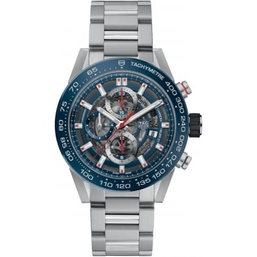 Men's CARRERA CALIBRE HEUER 01- CAR201T.BA0766
