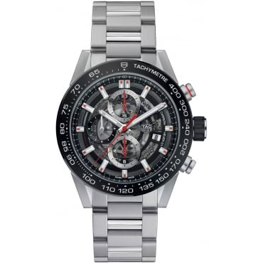 Men's CARRERA CALIBRE HEUER 01 CAR201V.BA0714