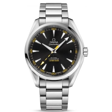Men's Seamaster Aqua Terra Co-Axial Watch - 231.10.42.21.01.002