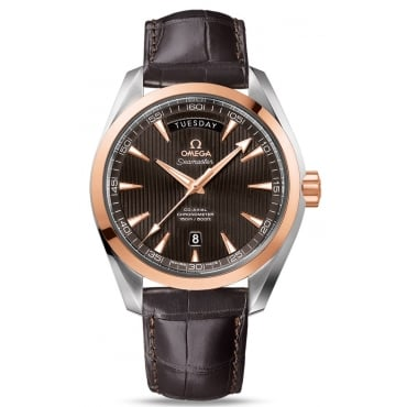 Men's Seamaster Aqua Terra Co-Axial Watch - 231.23.42.22.06.001