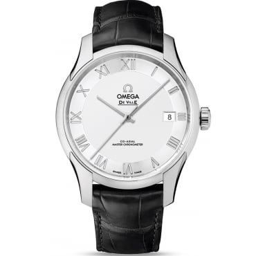 De Ville HOUR VISION OMEGA CO-AXIAL MASTER CHRONOMETER 41 MM 433.13.41.21.02.001