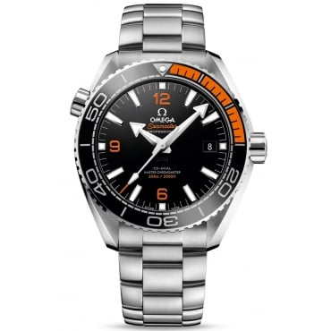 Men's PLANET OCEAN 600M OMEGA CO-AXIAL MASTER CHRONOMETER 43.5 MM 215.30.44.21.01.002