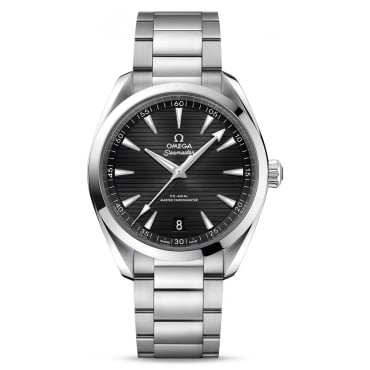 Men's AQUA TERRA 150M OMEGA CO-AXIAL MASTER CHRONOMETER 41 MM 220.10.41.21.01.001