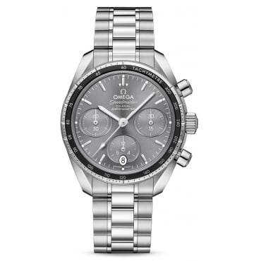 Men's SPEEDMASTER 38 CO-AXIAL CHRONOGRAPH 38 MM 324.30.38.50.06.001