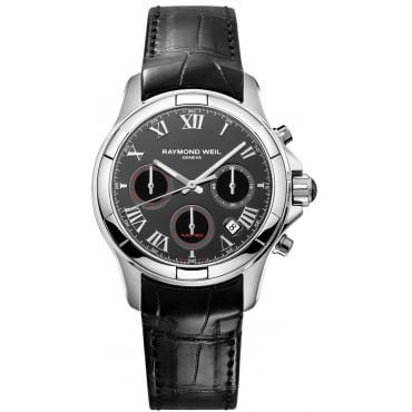 Mens Parsifal Watch 7260-STC-00208