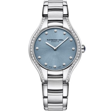 Ladies Noemia Diamond Set Watch 5132-STS-50081
