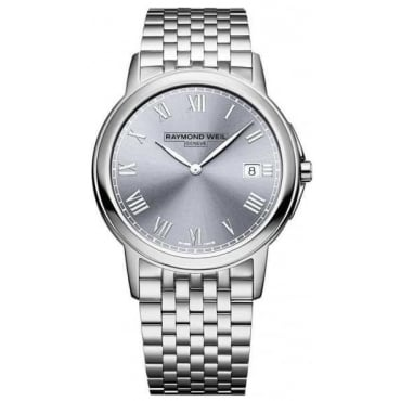 Men's Stainless Steel Tradition Watch - 5466-ST-00658