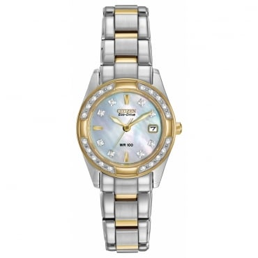 Ladies Eco-Drive Watch EW1824-57D
