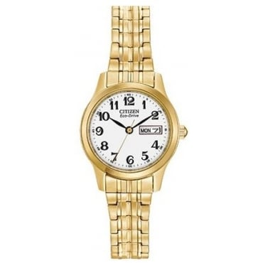 Ladies Eco-Drive Watch EW3152-95A