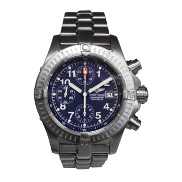 Men's Stainless Steel Avenger Watch