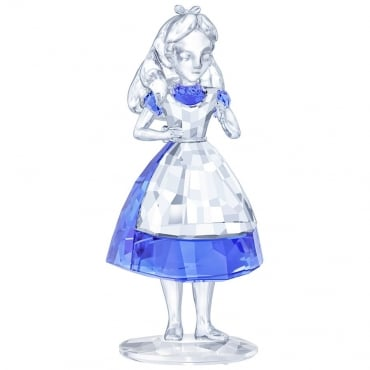 Disney Alice Crystal Figurine 5135884