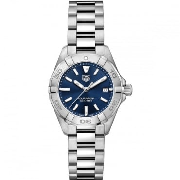 Ladies Stainless Steel Aquaracer Watch. WBD1412.BA0741
