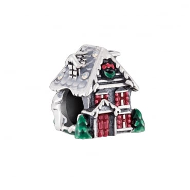 Christmas Victorian Home - 2020-1072
