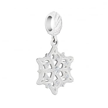 Christmas Frosty Snowflake - 2025-2385