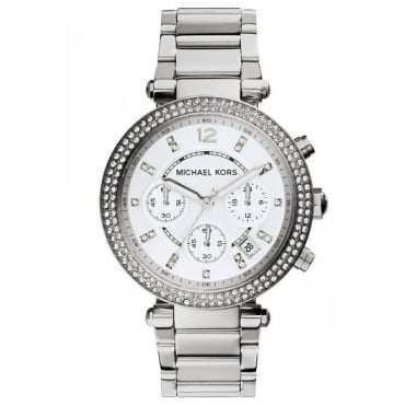 Ladies Parker Chronograph Watch MK5353