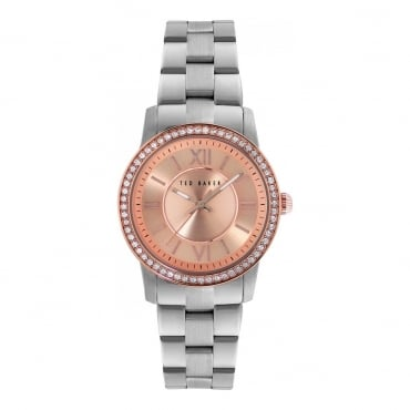 Ex-Display Ladies Stainless Steel Watch TE4097