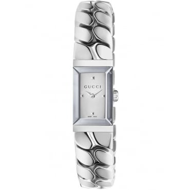 Ladies Stainless Steel G-Frame Watch. YA147501