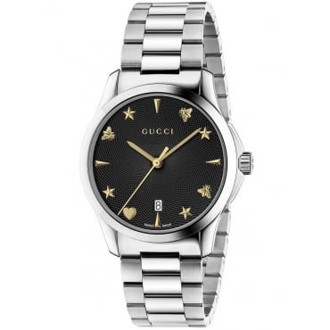 Ladies Stainless Steel G-Timeless Watch. YA1264029