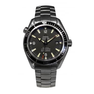 Men's Planet Ocean Co-Axial Watch.