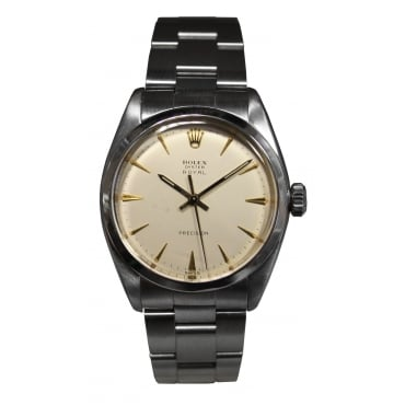 Men's Vintage Oyster Royal Precision Watch