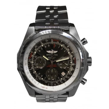 Men's Stainless Steel Bentley Watch