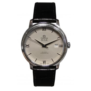 Men's Stainless Steel Deville Watch